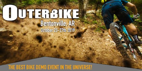 OUTERBIKE - BENTONVILLE - 2019 tickets