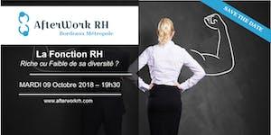 Afterwork RH Bordeaux : La Fonction RH, riche ou...