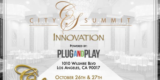 City Summit Los Angeles At Plug And Play