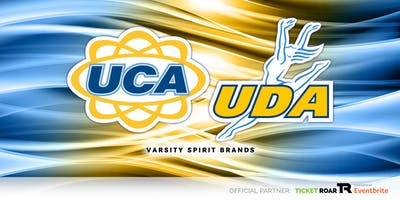 UCA/UDA West Coast Championship (Saturday - Cheer, Sunday - Dance)
