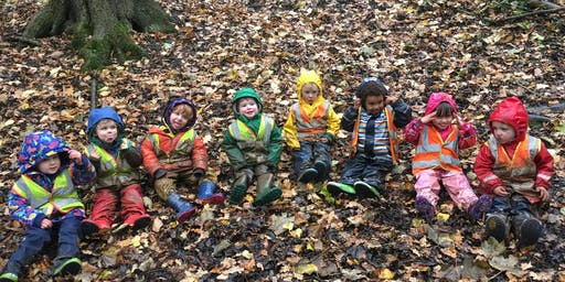 Out There Kindergarten's Autumn See and Play - Stapleton