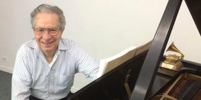 Recording Broadway: An afternoon with Thomas Z. Shepard