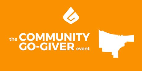 Community Go Giver Event tickets