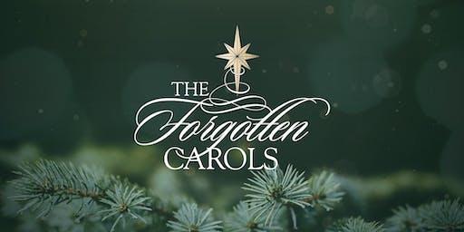 The Forgotten Carols in SLC, Saturday, Dec. 22, 2018, 7: