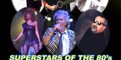 An 80s Evening With Michael Jackson, Tina Turner, Rod Stewart & more - The Edwards Twins Las Vegas Impersonators