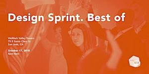 Design Sprints. Best of 2018