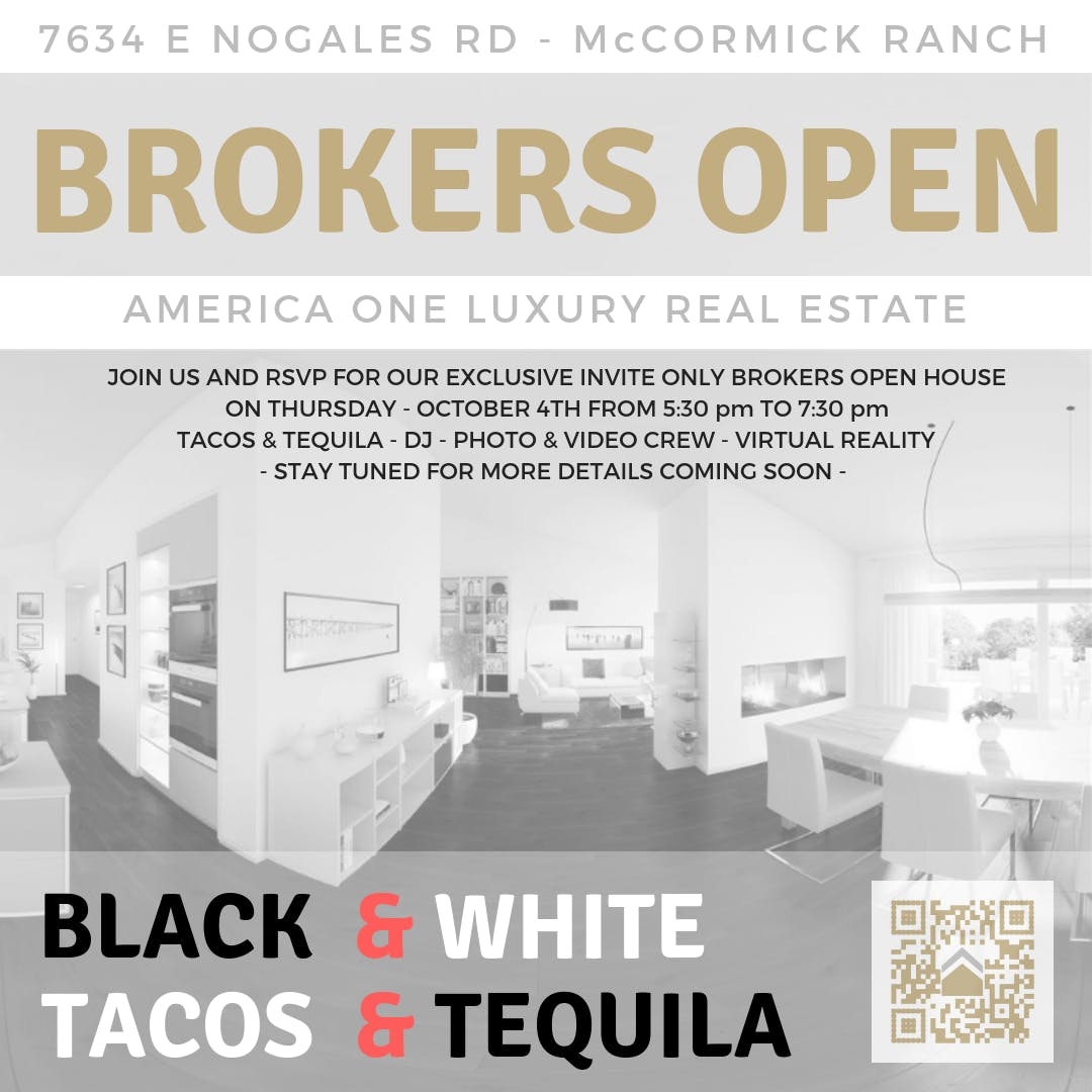 BLACK & WHITE - TACOS & TEQUILA