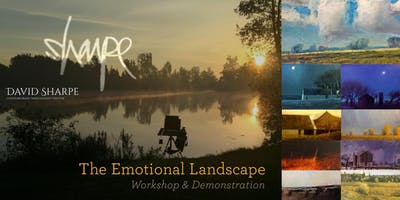 Painting The Emotional Landscape in Oil with David Sharpe