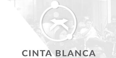Clase Prueba Cinta Blanca @CDMX: 25 de Septiembre