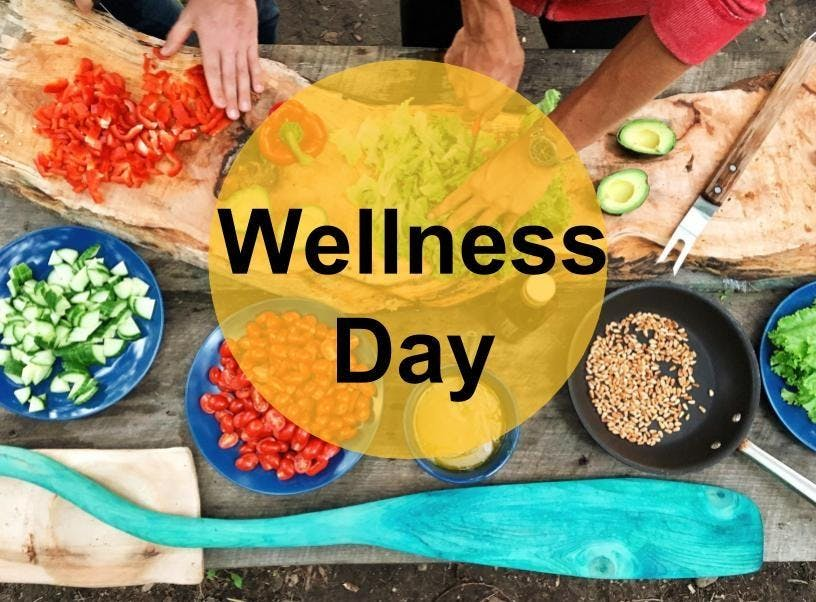 Connected Academics Wellness Day