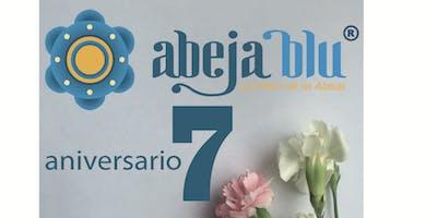 7 mo Aniversario Abeja Blu