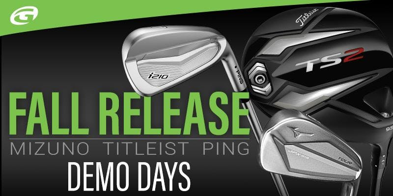 GOLFTEC Eden Prairie Fall Release Demo Day