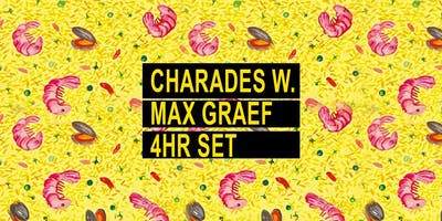 Charades w. Max Graef (M$R / Ninja Tune) 4hr Set