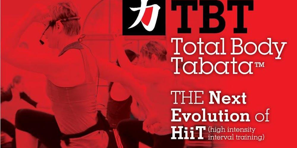 Total Body Tabatahiit Instructor Certification Tickets Sat Dec 8