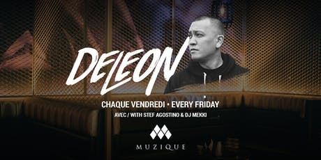 Muzique Fridays billets