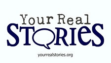 YOUR REAL STORIES logo
