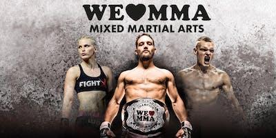 We love MMA •49• 28.09.19 Carl Benz Arena Stuttgart