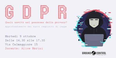 GDPR: quali novità nel panorama della privacy?
