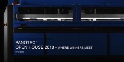 PANOTEC OPEN HOUSE 2018 - WHERE WINNERS MEET