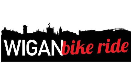 Wigan Bike Ride 2019