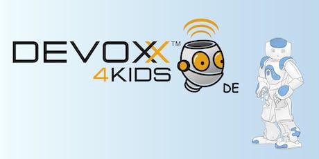 Devoxx4Kids München Tickets