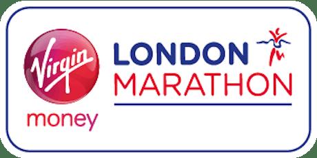 Virgin Money London Marathon 2020 - NDCS Charity Place Application tickets