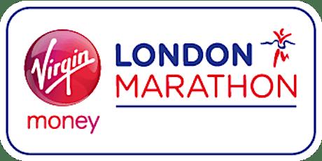 Virgin Money London Virtual Marathon 2020 - NDCS Charity Place Application tickets