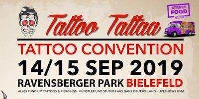 """Tattoo Convention Bielefeld \""""TattooTattaa\"""""""
