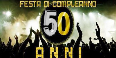 follow me - Ambrosini Paolo 50th birthday