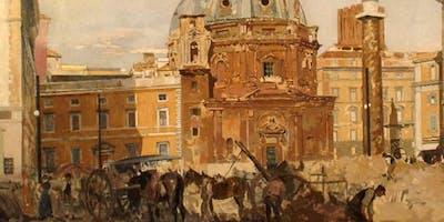 James Kerr Lawson: an artist's construction of Rome