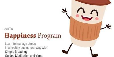 Happiness Program in Brno| Kurz štěstí v Brně