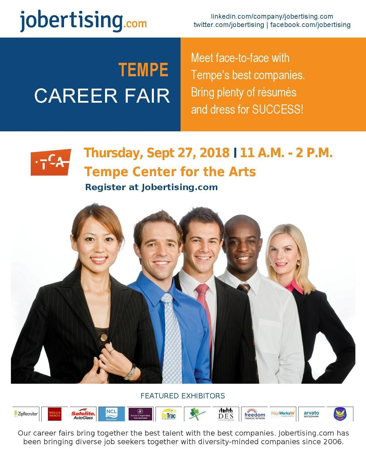 Tempe Career Fair