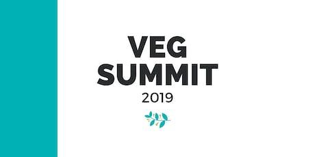 Veg Summit 2019 tickets