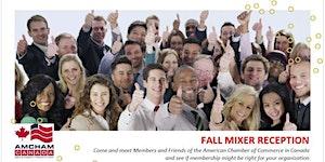 AmCham Fall Mixer Reception