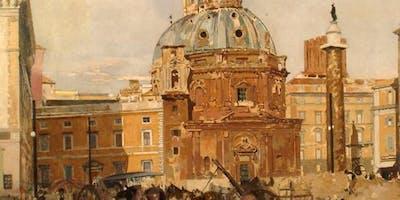 James Kerr Lawson: an artist's construction of Rome (2)