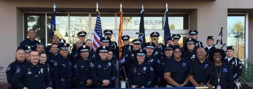 Mesa Police Department Career Fair