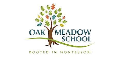 Oak Meadow School Spring Open House tickets