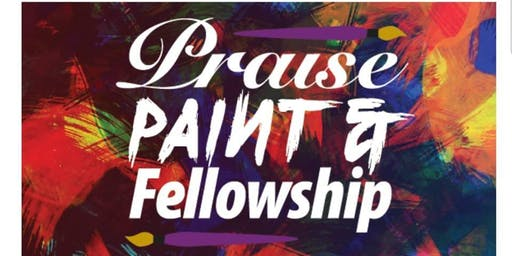 Paint.Praise.Worship With ART!