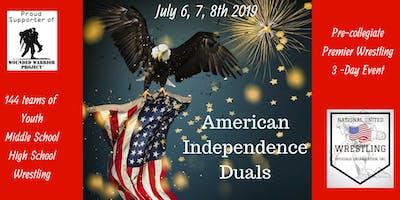 American Independence Duals Team Invitation