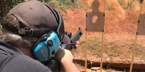 Defensive Shotgun Instructor Development Course, Texas