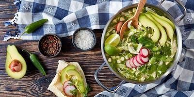 Meatless Mondays! Taco Tuesday! Vegan Mexican Cooking Class