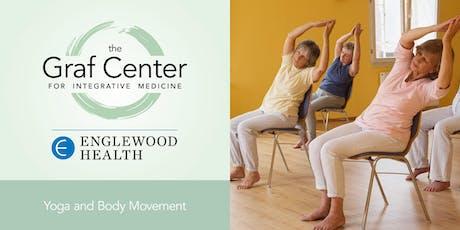 Gentle Chair Yoga for Cardiovascular and Pulmonary Rehabilitation tickets