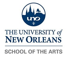 UNO School of the Arts  logo