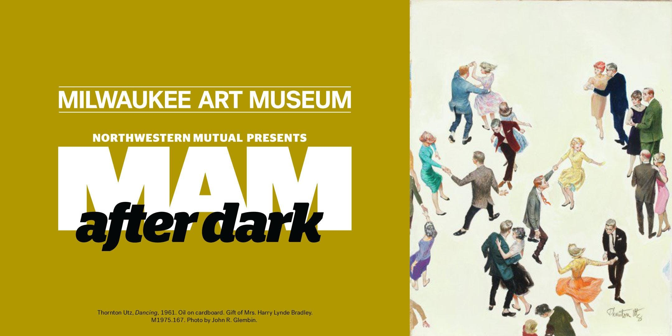 MAM After Dark: October