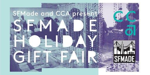 2019 SFMade Holiday Fair at CCA