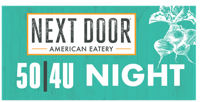 Eagle Crest Elementary 50|4U Night at Next Door in Longmont