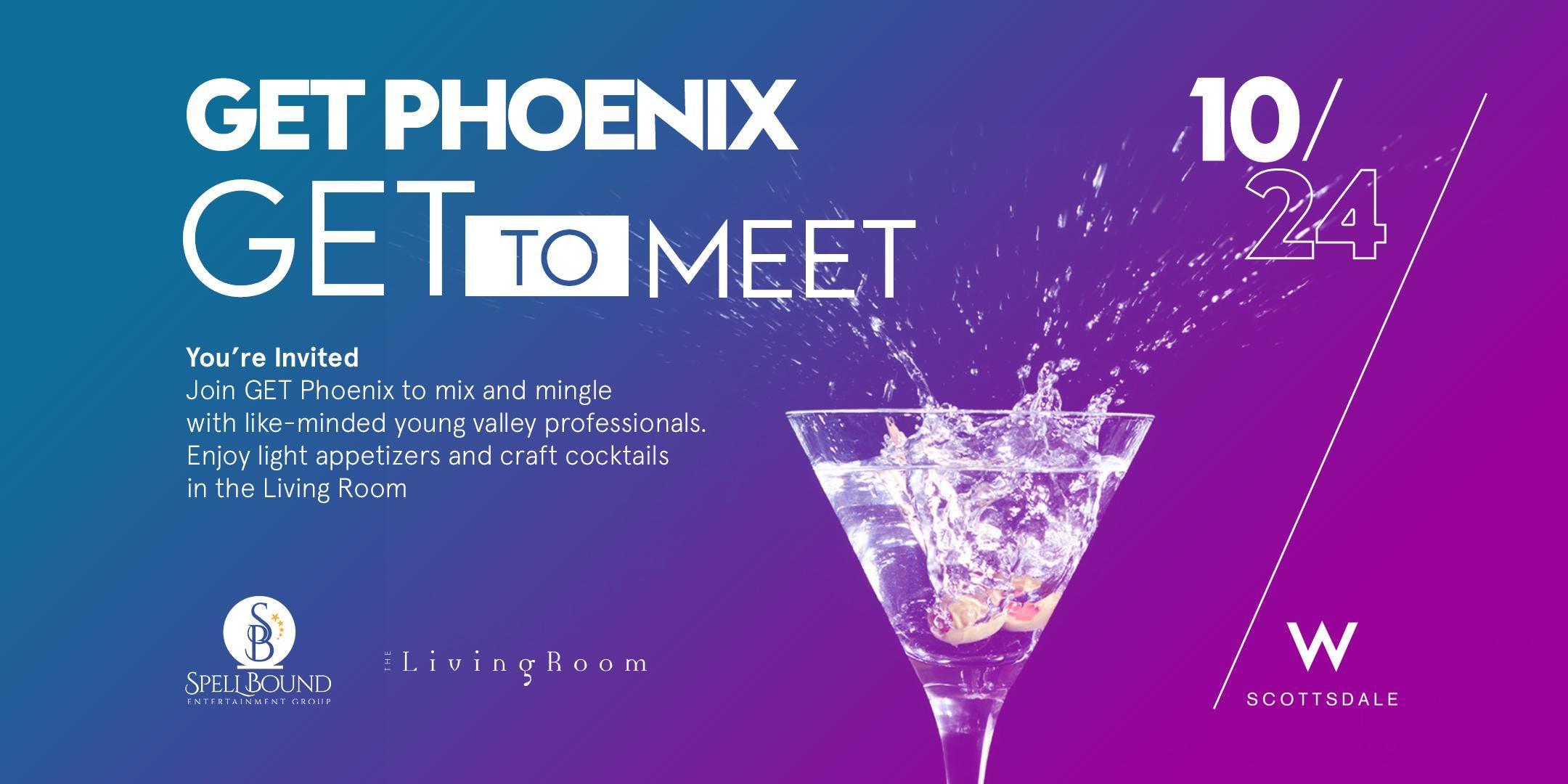 GET to Meet: W Scottsdale