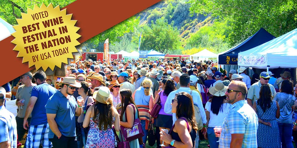 Palisade Bluegrass Festival 2020.Colorado Mountain Winefest Presented By The Grand Junction