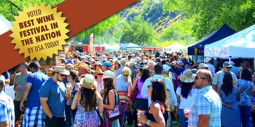28th Annual Colorado Mountain Winefest presented by Alpine Bank