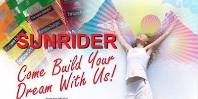 Sunrider Product Gala with Glenda Feilen